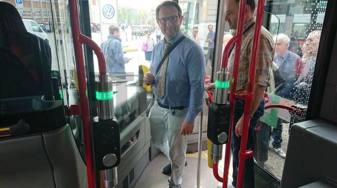 Tornelli nuovi bus