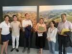 visita console cinese paesaggi vitivinicoli