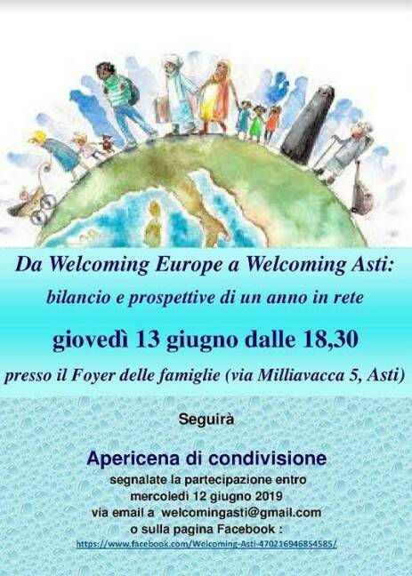 welcoming europe