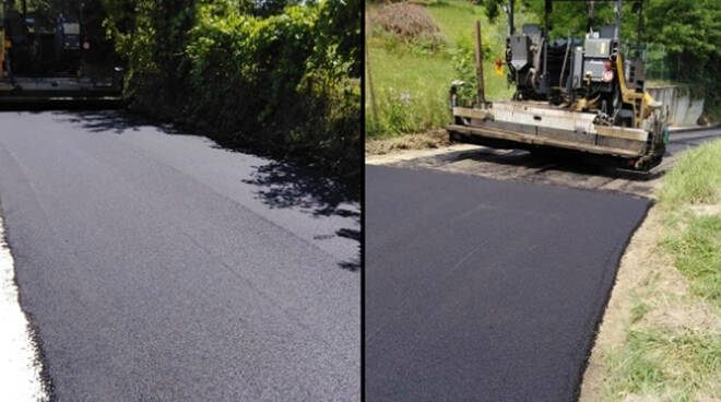 asfaltatura revigliasco