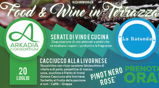 food & wine nizza