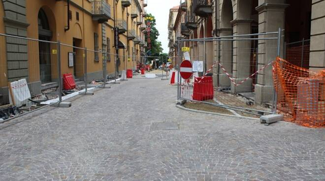 lavori via roma