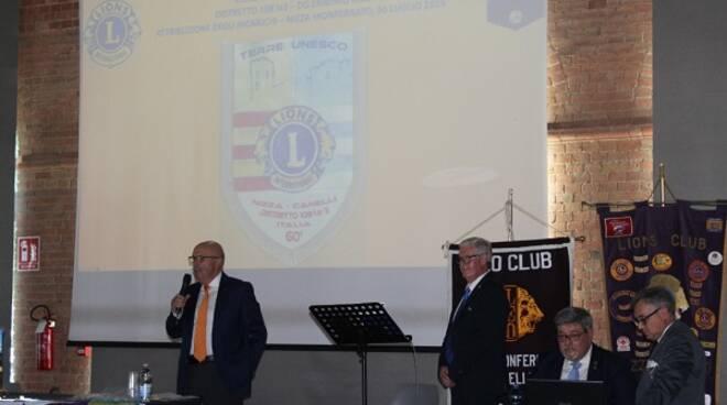 lions nizza monferrato