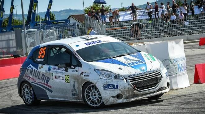 Monica Caramellino Rally di Alba
