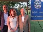 Nuova socia Rotary Nizza Canelli