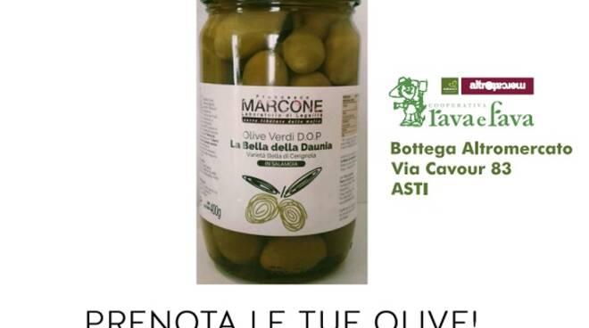 olive cerignola rava e fava