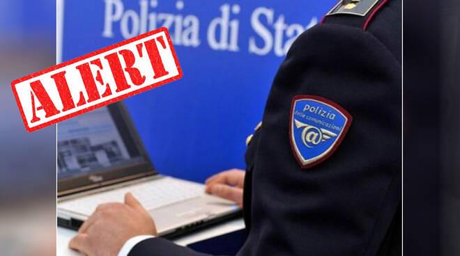 polizia di stato truffe on line online