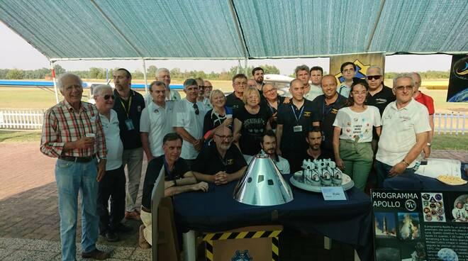 presentazione lancio sonda castello d'annone