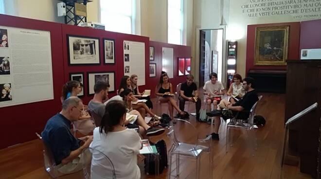 selezionati seminario Vittorio Alfieri e l'Attore