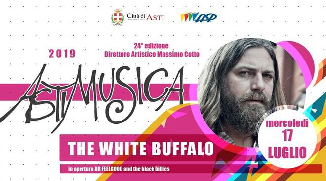 the white buffalo astimusica 2019