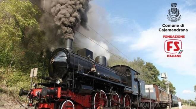 treno storico calamandrana