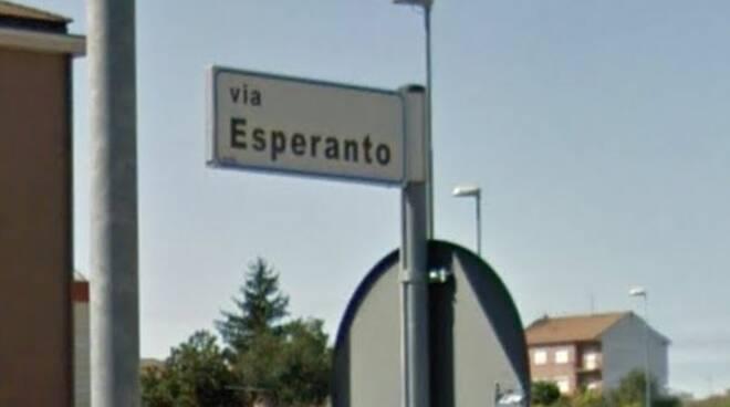 via esperanto