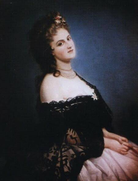virginia day, contessa Virginia Verasis Asinari