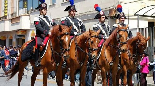 4° reggimento carabinieri a cavallo