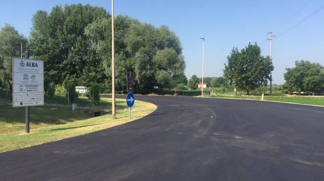 asfaltature strade alba