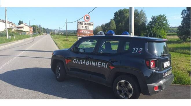 carabinieri san damiano d'asti