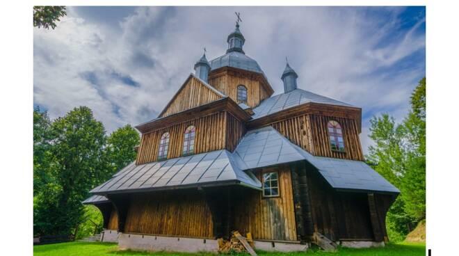 Chiesa in legno