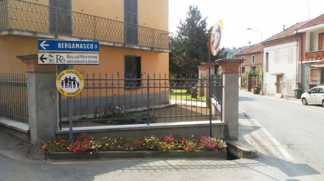 Controllo del vicinato Castelnuovo belbo