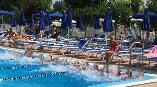 corso nuoto montemagno