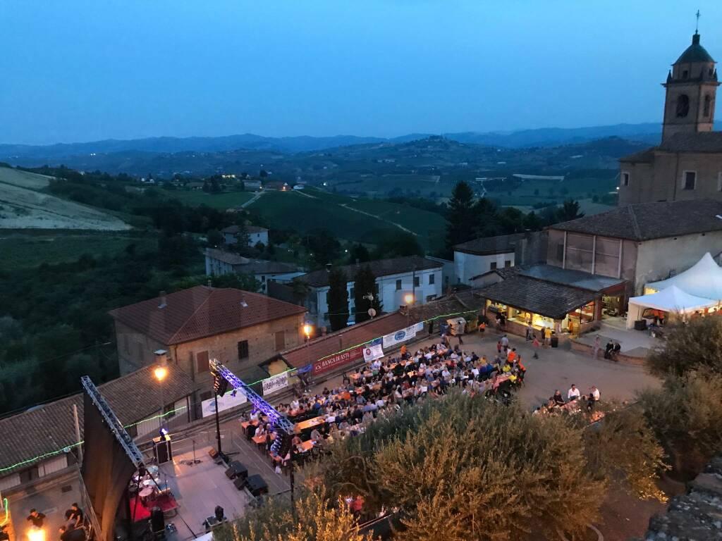 Festa patronale Castelnuovo Calcea 2019