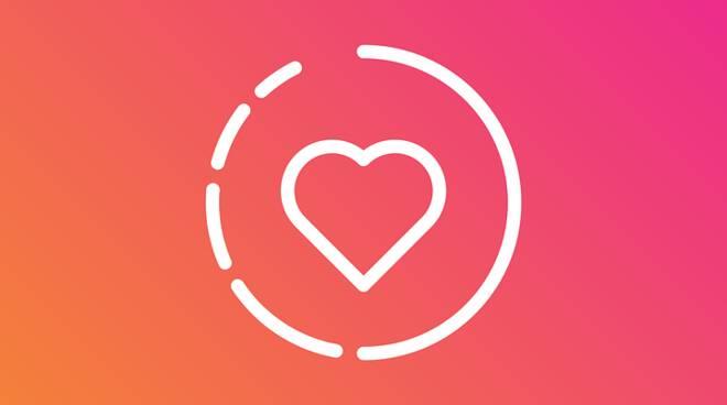 instagram cuore
