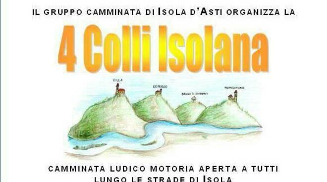 La 4 colli isolana