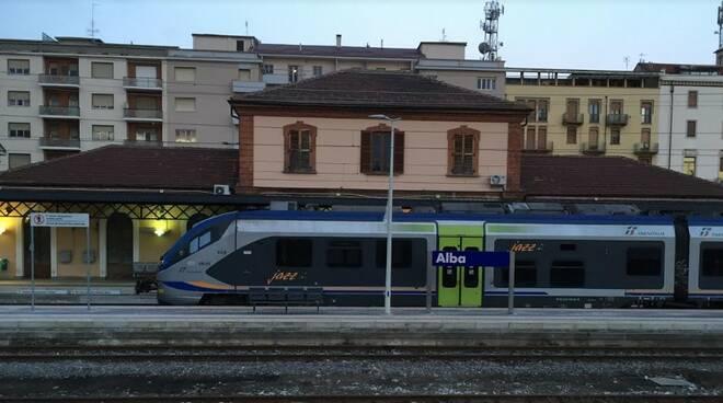 linea ferroviaria alba bra