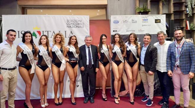 Miss Valle d'Aosta 2019