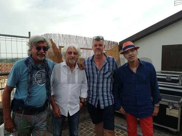 Monferrato on Stage Tonco - Francesco Baccini