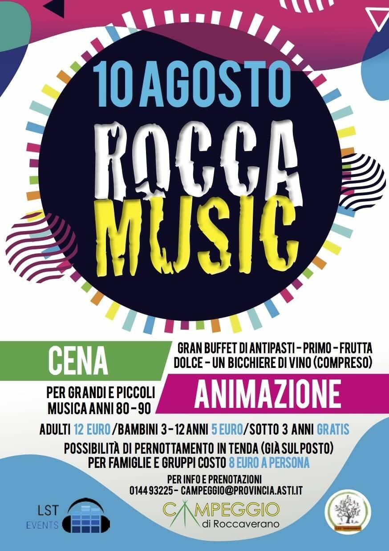 rocca music