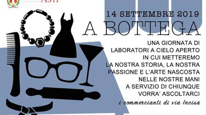 a bottega via incisa asti