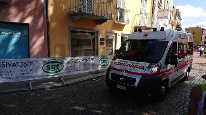 Ambulanza Italiani Canelli