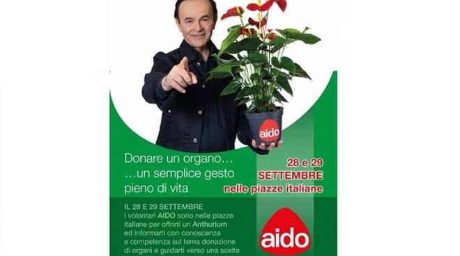 campagna AIDO donazione organi