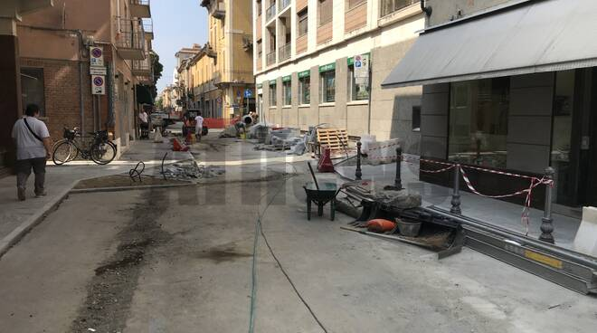 """""""Così Nizza diventa più sicura e più bella"""": il sindaco Nosenzo fa il punto sui lavori in città"""