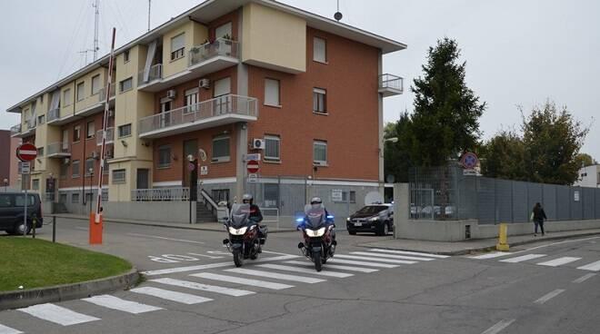 caserma carabinieri alba