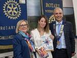 governatrice guatelli al rotary club