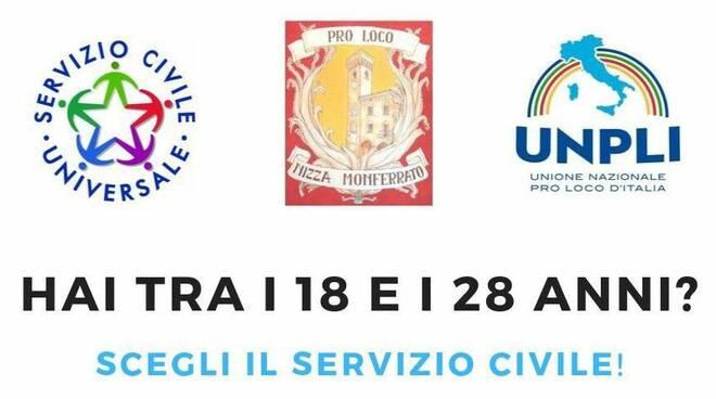 Il Comune di Nizza Monferrato cerca operatori per il Servizio Civile Universale