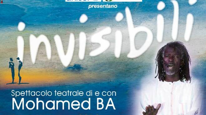 Invisibili con Mohamed Ba