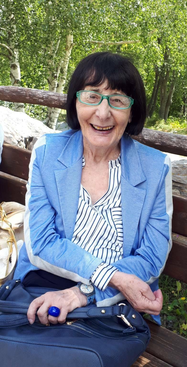 luigina gentile 85 anni