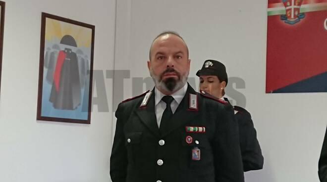 Maresciallo Alberto Bosu