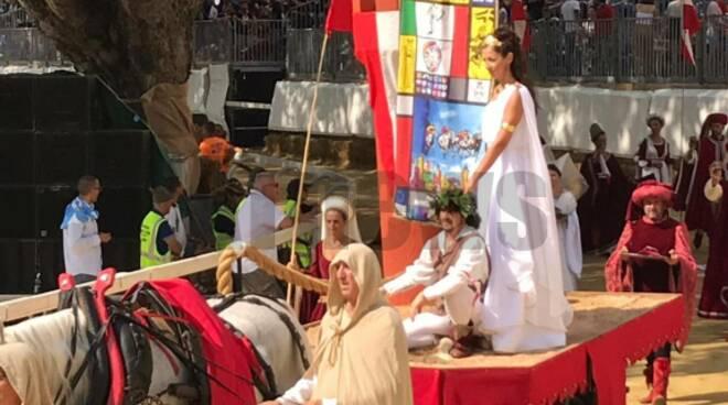 Palio di Asti 2019 - Sfilata