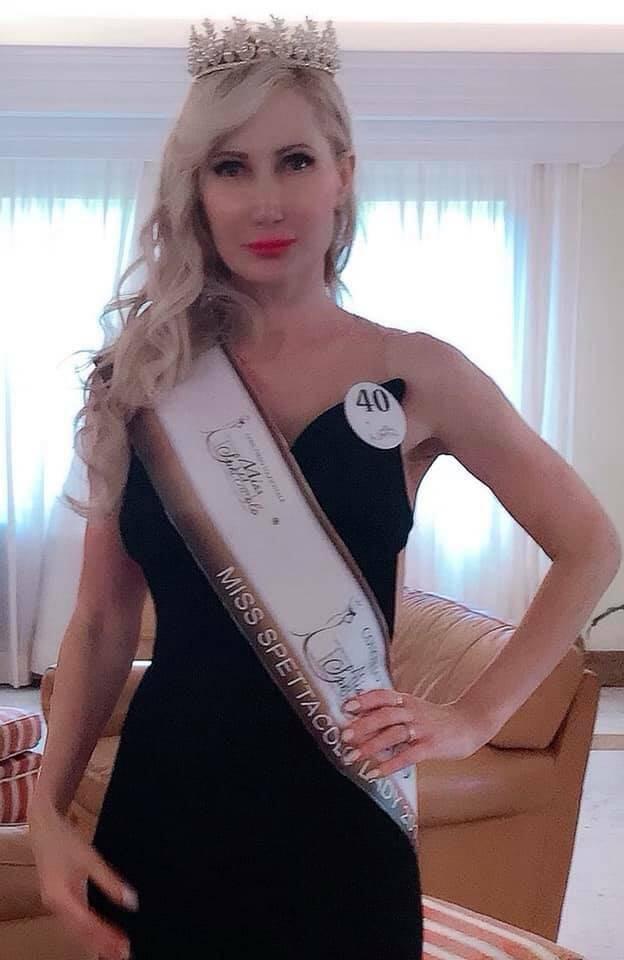 renata viola miss spettacolo lady 2019