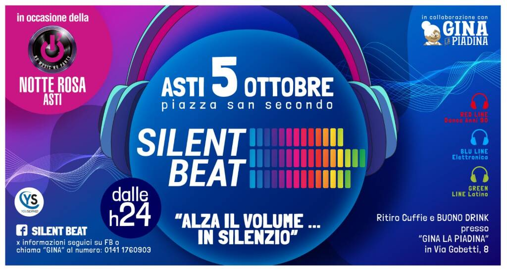 silent beat