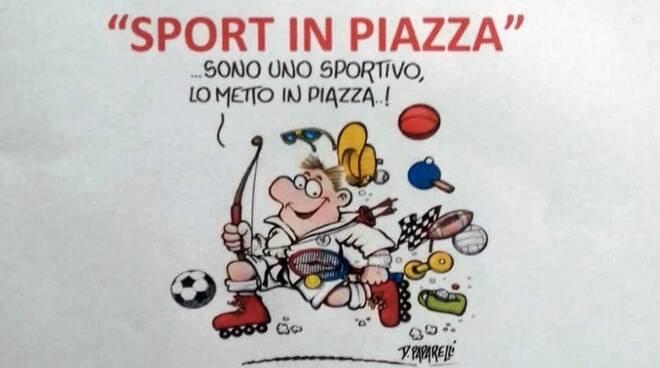 sport in piazza mango