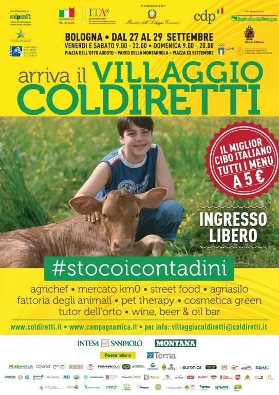 villaggio coldiretti a bologna 2019