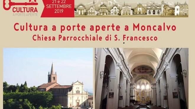 visite chiesa parrocchiale moncalvo