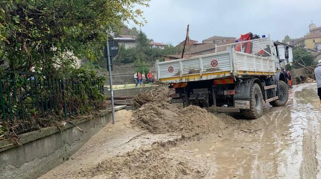 Alluvione Castelletto d'orba