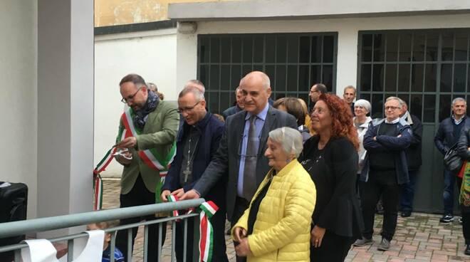 Casa Ozanam inaugurazione