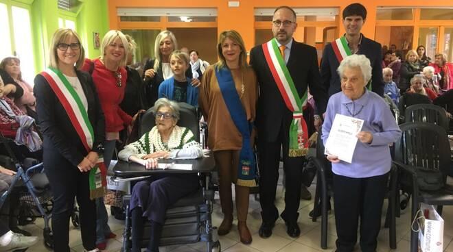 centenari in provincia di asti