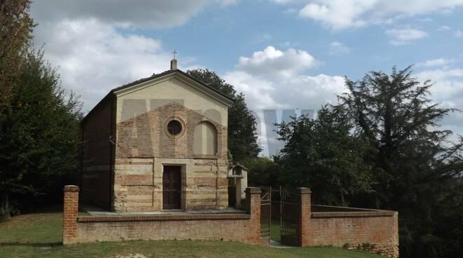 chiesa madonna della neve castell'alfero
